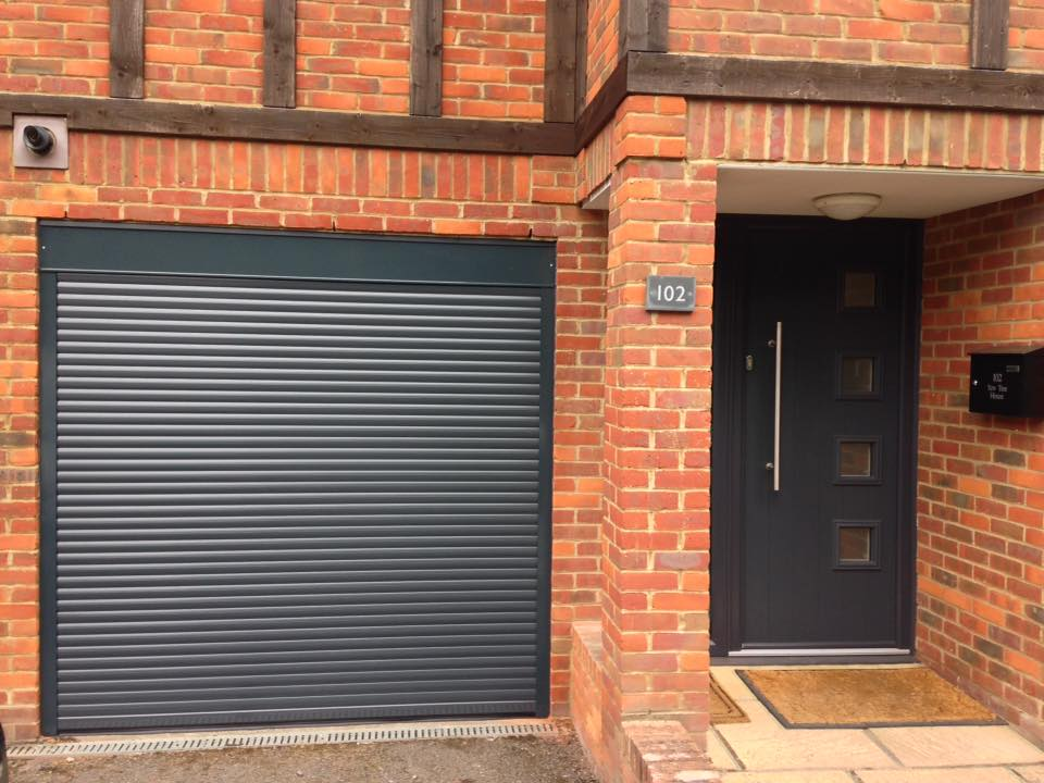 Roller Garage Doors in Hertfordshire